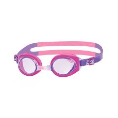Очки для плавания детские ZOGGS Little Ripper (0-6 лет), Purple/Pink