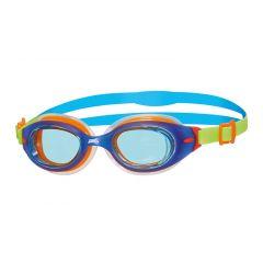 Очки для плавания детские ZOGGS Little Sonic Air (0-6 лет) Blue/Green