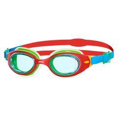 Очки для плавания детские ZOGGS Little Sonic Air (0-6 лет), Red/Blue