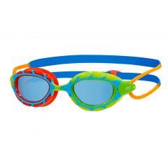 Очки для плавания детские ZOGGS Predator Junior (6-14 лет), Blue/Green