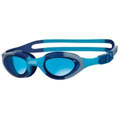 Очки для плавания детские ZOGGS Super Seal Junior (6-14 лет), Blue Tinted