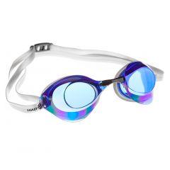 Очки для плавания MadWave Turbo Racer II Rainbow