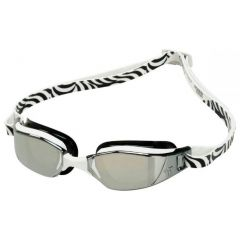 Очки для плавания Michael Phelps XCEED Mirror Black&White