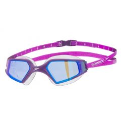 Очки для плавания Speedo Aquapulse Max 2 Mirror Violet