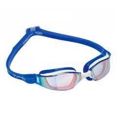 Очки для плавания стартовые Michael Phelps XCEED Titanium Mirrored