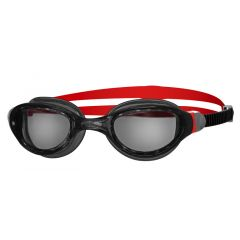 Очки для плавания ZOGGS Phantom 2.0, Black/Red