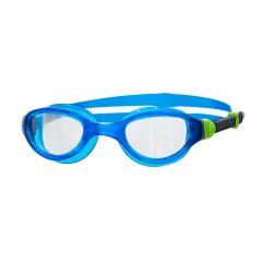 Очки для плавания ZOGGS Phantom 2.0, Clear/Blue