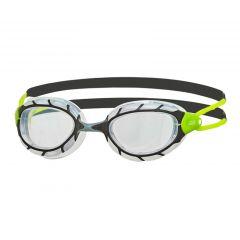 Очки для плавания ZOGGS Predator, Clear/Black