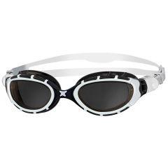Очки для плавания ZOGGS Predator Flex, Black/White