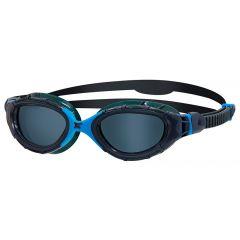 Очки для плавания ZOGGS Predator Flex, Smoke/Navy