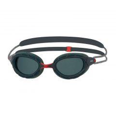 Очки для плавания ZOGGS Predator Polarized, Black/Grey