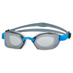 Очки для плавания ZOGGS Ultima Air Titanium, Silver/Blue