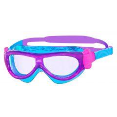 Очки-маска для плавания детские ZOGGS Phantom Kids (0-6 лет), Purple/Blue