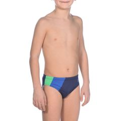 Плавки детские Arena Diagonal Stripe Brief Junior