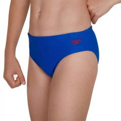Плавки детские Speedo Essential Logo Brief Blue - D849