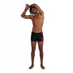 Плавки мужские Speedo Tech Placement Aquashort Black