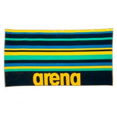 Полотенце хлопковое Arena Beach Multistripes Towel (90 х 170 см)