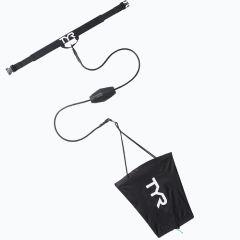 Пояс тормозной для плавания с парашютом TYR Riptide Drag Chute