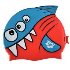 Шапочка для плавания детская Arena AWT Fish Cap (2-5 лет)