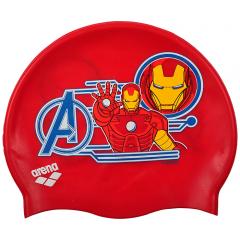Шапочка для плавания детская Arena Disney Marvel Silicone Junior (6-12 лет)
