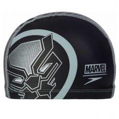 Шапочка для плавания детская Speedo Marvel Black Panther Junior (6-12 лет)