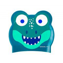 Шапочка для плавания детская Speedo Plain Moulded Silicone Animal