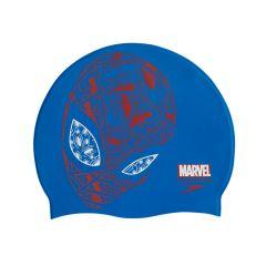 Шапочка для плавания детская Speedo Slogan Cap Junior Spider Man - C842 (6-12 лет)