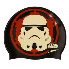 Шапочка для плавания детская Speedo Star Wars Junior Print Cap Stormtrooper (6-12 лет)