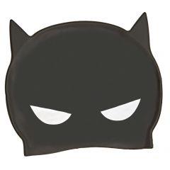 Шапочка для плавания детская ZOGGS Batman 3D Silicone Cap (6-14 лет)