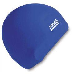 Шапочка для плавания детская ZOGGS Silicone Cap Junior (6-14 лет)