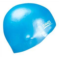 Шапочка для плавания (для длинных волос) ZOGGS Easy Fit Silicone Cap