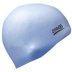Шапочка для плавания (для длинных волос) ZOGGS Easy-Fit Silicone Cap Violet