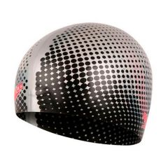 Шапочка для плавания двусторонняя Speedo Reversible Moulded Silicone Cap