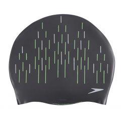 Шапочка для плавания двусторонняя Speedo Ultra Fizz Reversible Moulded Cap