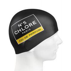 Шапочка для плавания MadWave Silicone Chlore №5