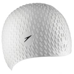 Шапочка для плавания Speedo Bubble Cap AW19 White