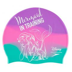 Шапочка для плавания Speedo Disney Little Mermaid Adult Print Cap
