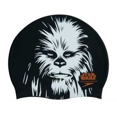 Шапочка для плавания Speedo Slogan Print Cap Chewbacca Star Wars