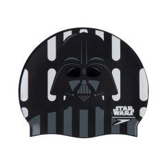Шапочка для плавания Speedo Slogan Print Cap Darth Vader - 9140