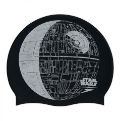 Шапочка для плавания Speedo Slogan Print Cap Star Wars Black