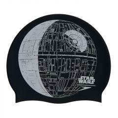 Шапочка для плавания Speedo Slogan Print Cap Star Wars Black