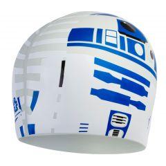 Шапочка для плавания Speedo Star Wars Print Cap R2D2