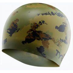 Шапочка для плавания TYR Camo Swim Cap