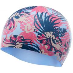 Шапочка для плавания TYR Pineapple Punch Swim Cap