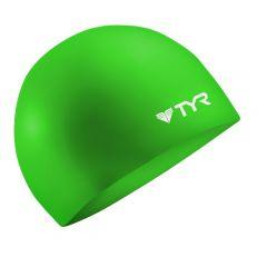Шапочка для плавания TYR Wrinkle Free Silicone Cap