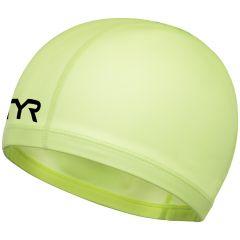 Шапочка для плавания в холодной воде TYR Hi-Vis Warmwear Cap