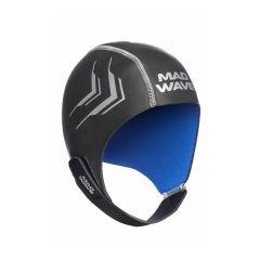 Шапочка неопреновая для плавания в холодной воде MadWave Helmet