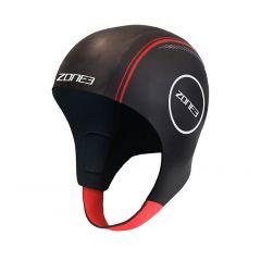 Шапочка неопреновая для плавания в холодной воде ZONE3 Neoprene Swim Cap 4 мм