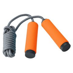 Скакалка регулируемая с ручками (медленная скорость) 2,7 м Torres Jumping Rope