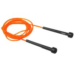 Скакалка регулируемая с ручками (средняя скорость) 2,7 м Torres Jumping Rope
